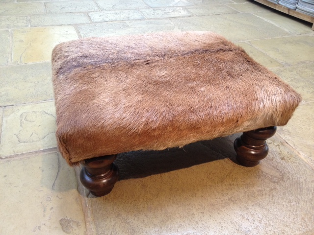 Footstool Rutting